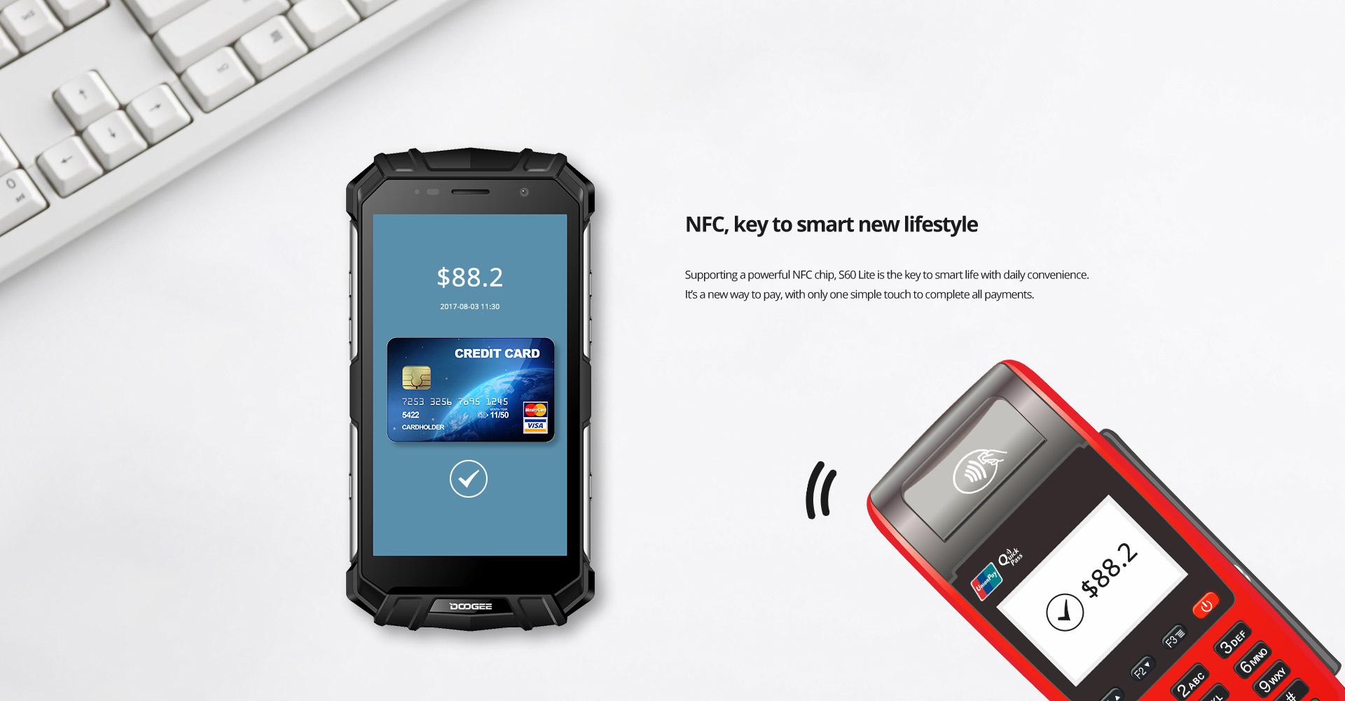 DOOGEE S60 Lite Phone