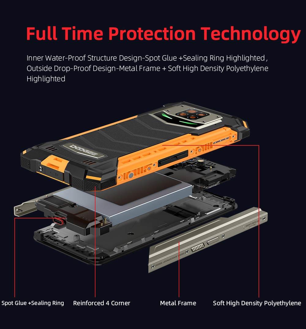 Doogee S88 Pro Specs