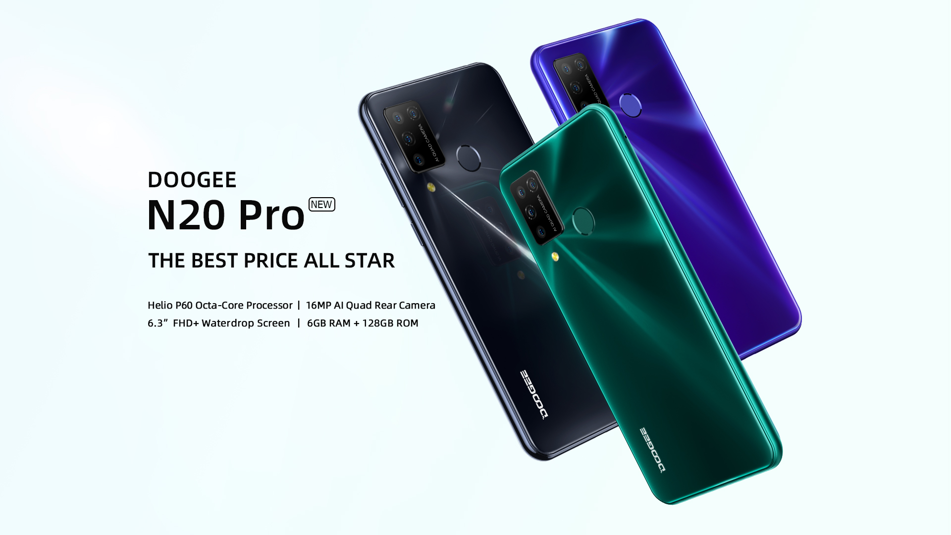Buy Doogee N20 Pro