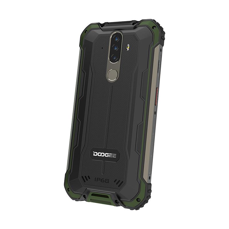 Doogee S58 Pro Green